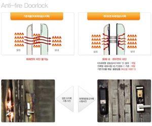 قفل دیجیتال رمزی و اثر انگشتی مدل YDM4216 ییل