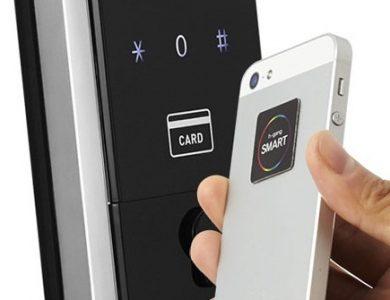 قفل دیجیتال کارتی