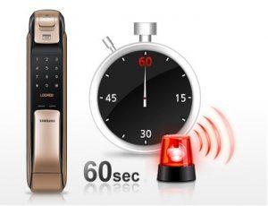 قفل دیجیتال هوشمند سامسونگ مدل SHP-DP920