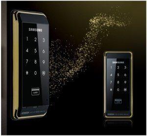 قفل دیجیتال سامسونگ مدل SHS-D500 بدون دستگیره