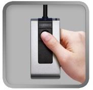 قفل دیجیتال سامسونگ مدل SHP-DH520 لمسی و کارتی