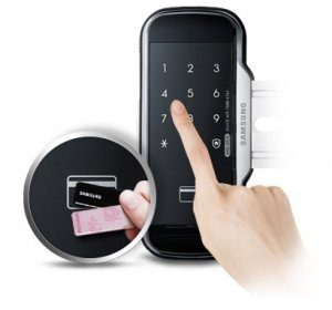 قفل دیجیتال سامسونگ مدل SHS-G510 رمزی و کارتی