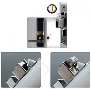 قفل دیجیتال گیتمن مدل V300-FH لمسی و کارتی