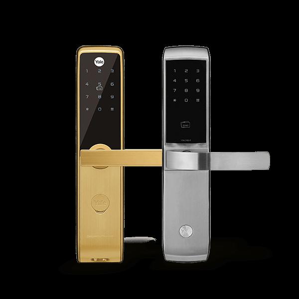 قفل دیجیتال - قفل اثر انگشتی - قفل الکترونیک - قفل کارتی