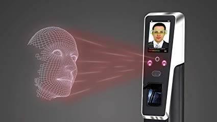 قفل بیومتریک تشخیص چهره