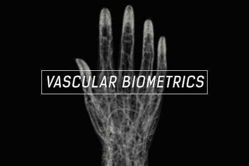 تشخیص هویت از طریق رگ های خونی دست
