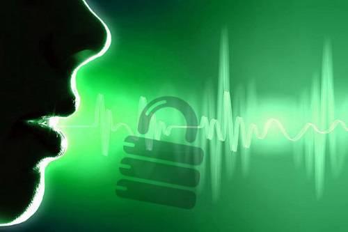 باز کردن درب ورودی از طریق دستورات صوتی
