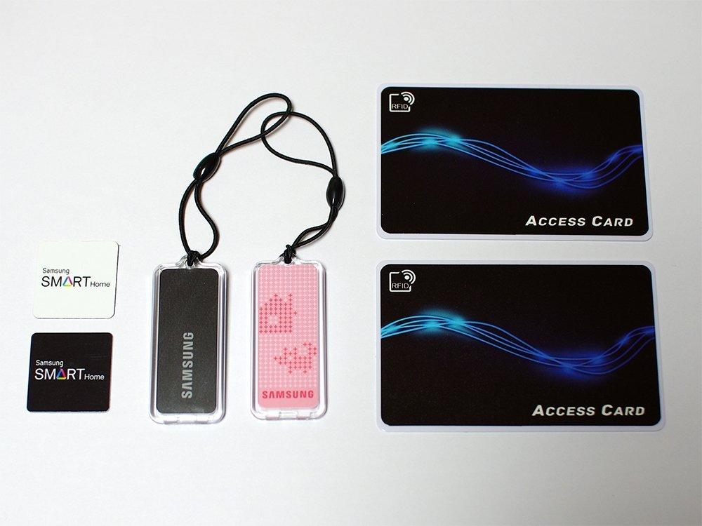 کارت RFID قفل دیجیتال کارتی