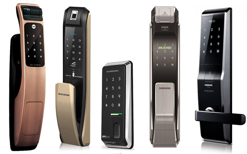 قفل دیجیتال اکسس کنترل (قفل دیجیتال درب )