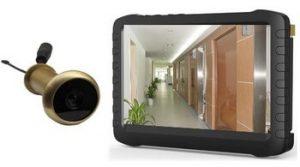 هوشمند سازی خانه و محل کار با چشمی درب دیجیتال ، دستگیره و چشمی الکترونیکی