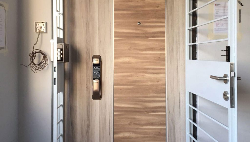 قفل رمزی SHP-DP920 سامسونگ