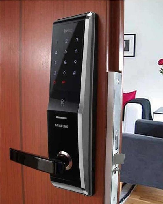 قفل دیجیتال H700