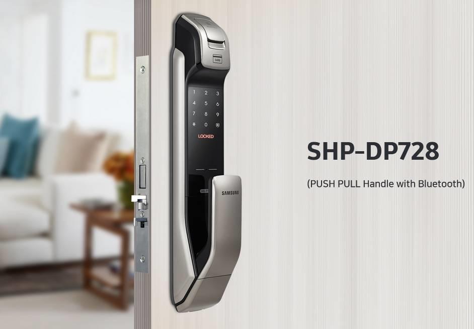قفل دیجیتال P728
