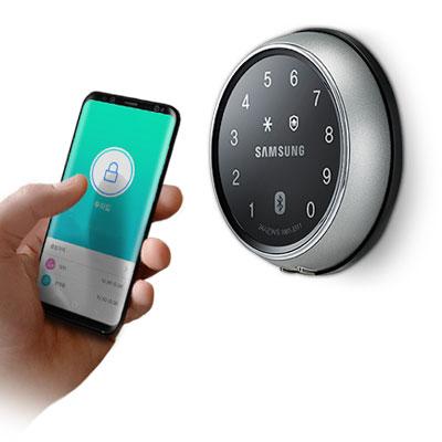 قفل هوشمند بدون دستگیره سامسونگ مدل SHP-DS700
