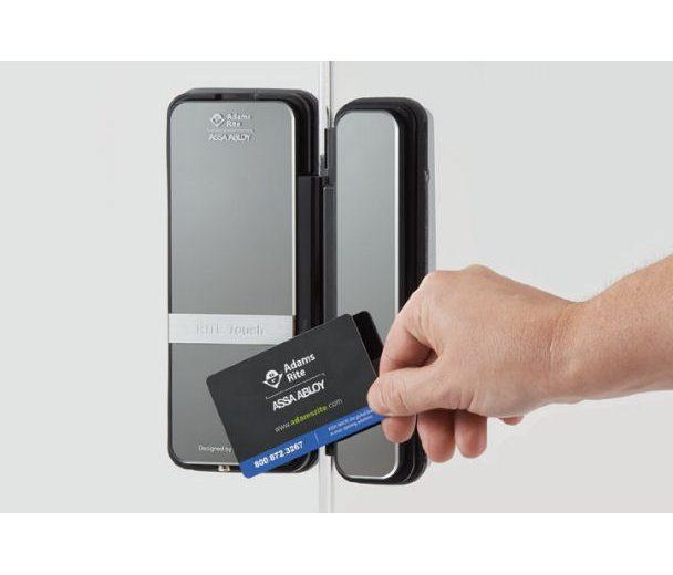 قفل کارتی درب