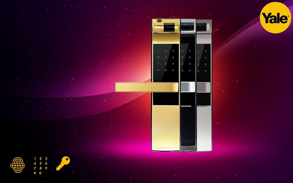 قیمت قفل دیجیتال یال YDM4109