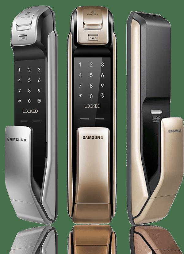 قفل سامسونگ مدل SHP-DP728