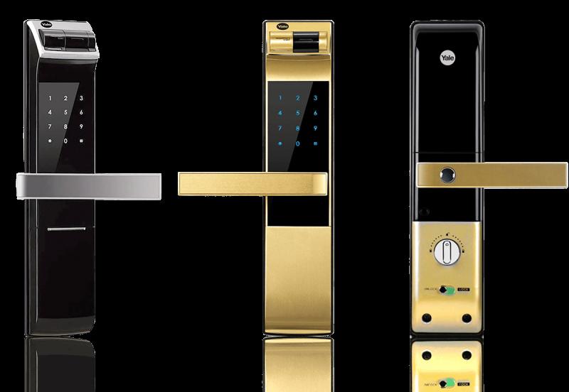 قفل ییل مدل YDM4109
