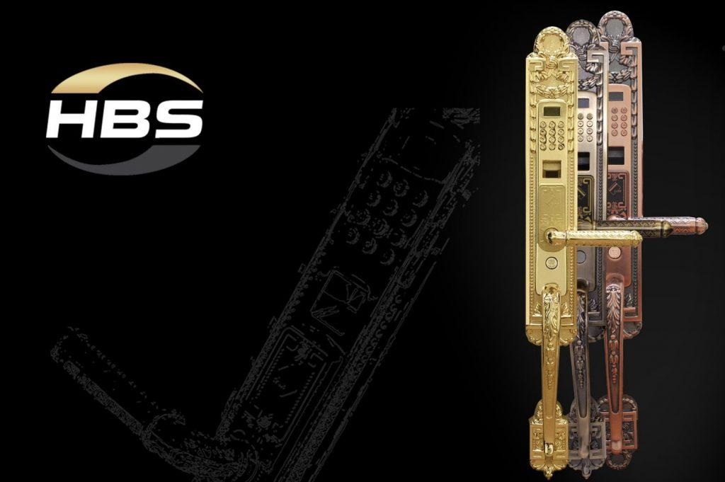 قفل دیجیتال کلاسیک (HBS)