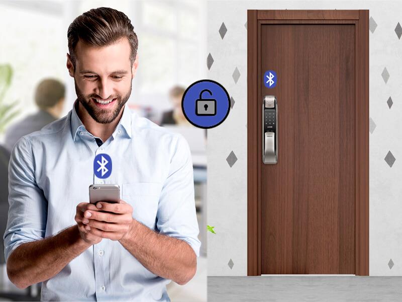 امنیت قفل الکترونیکی