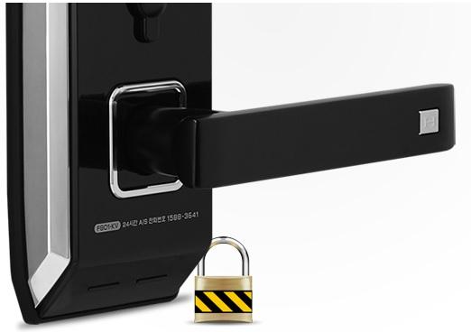 قفل دیجیتال اچ گنگ