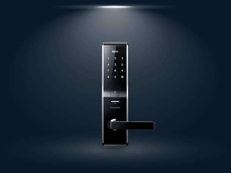 قفل اثر انگشتی سامسونگ مدل SHS-H700