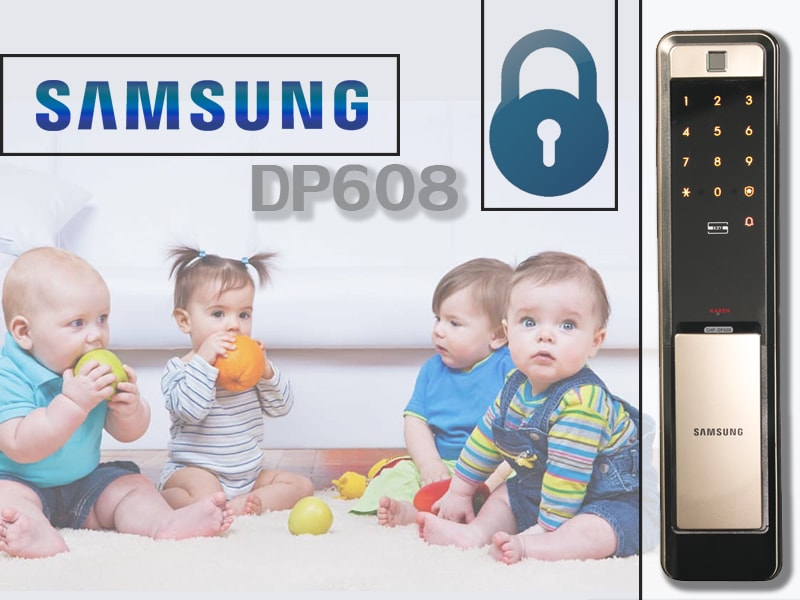 قفل SHP-DP608
