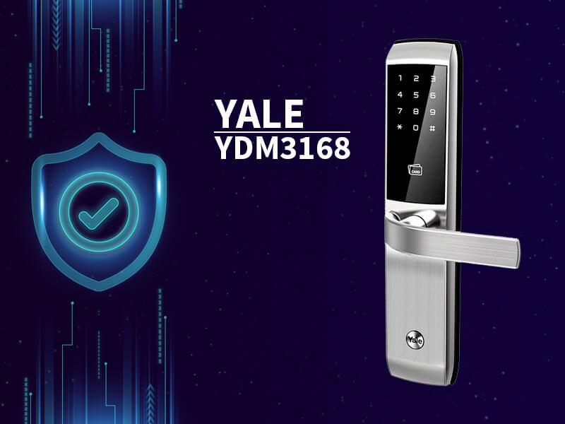 قفل دیجیتال یال Yale YDM3168