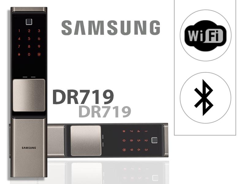 قفل هوشمند سامسونگ DR719