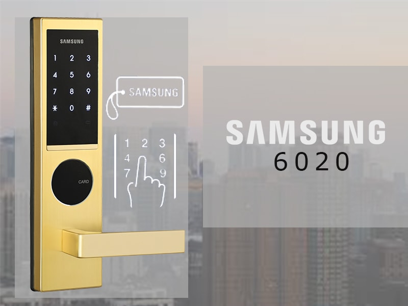 قفل 6020