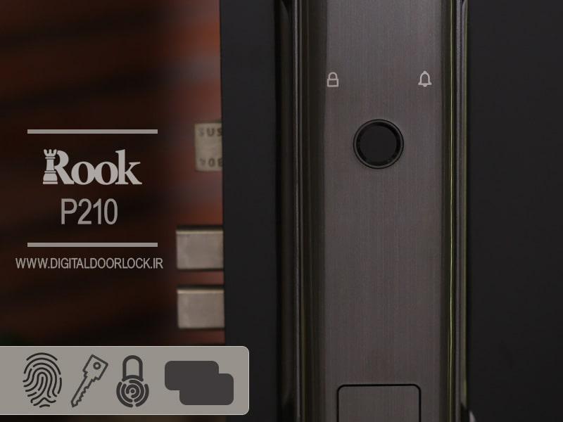 قفل روک p210