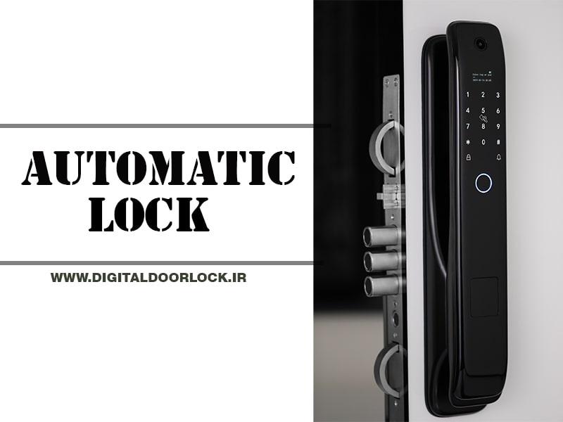 قفل هوشمند روک