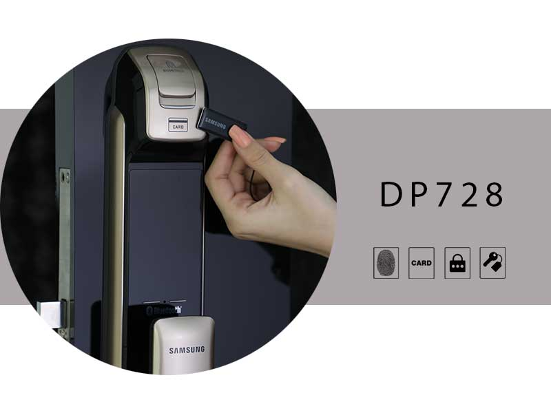قفل رمزی DP728 سامسونگ