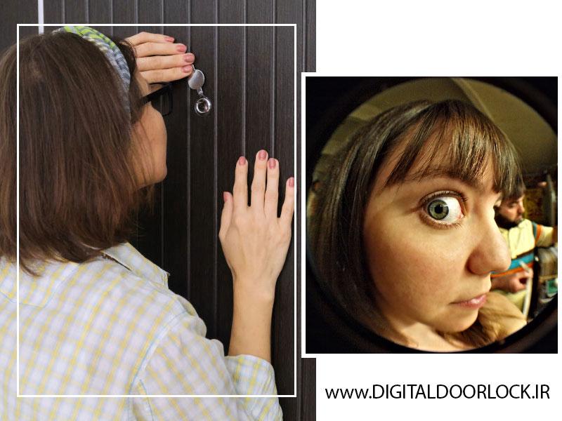 چشمی-دیجیتال-یا-اپتیکال