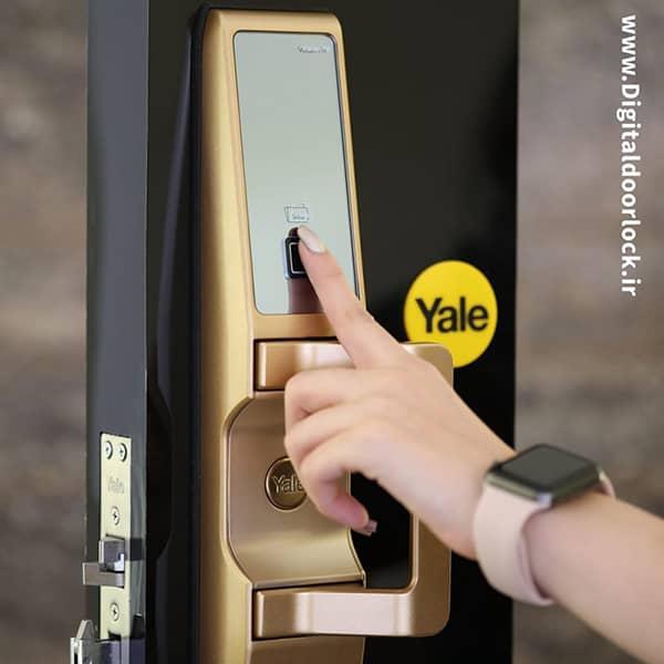 قفل-اثر-انگشتی-یال