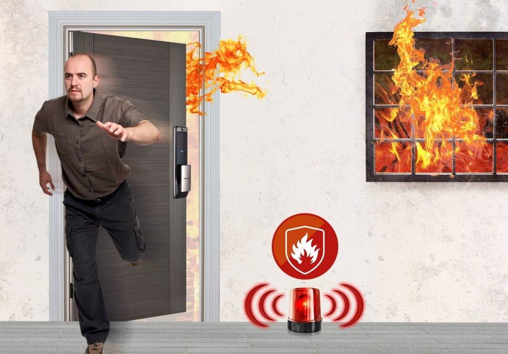 SHP-DP609-Fire-alarm